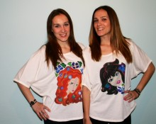 camisetas murcielago