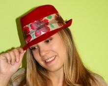moda mujer sombrero 2