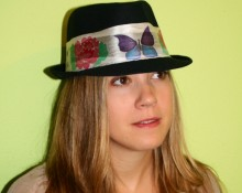 moda mujer sombrero 4