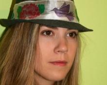 moda mujer sombrero 6