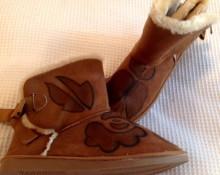 botas marrones Marsilka