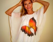 Marsilka Bluson Mariposa Monarca
